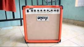 Orange, sound system, Ampli Guitar, 3AL G-15 AMP