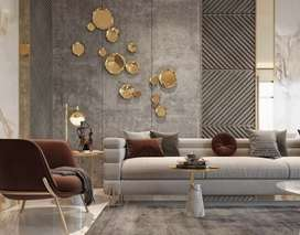 Interior design house Decoratin furniture