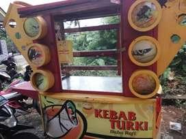 Gerobak Outlet Kebab Turki
