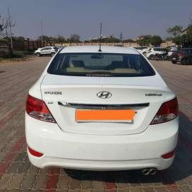 Hyundai Verna, 2011, Petrol