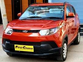 Mahindra Kuv 100 G80 K4 PLUS, 2016, Diesel