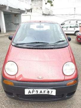 Daewoo Matiz SD, 2000, Petrol