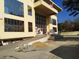 Office space for vehicle showroom,call center,software company