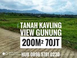 Jual Kavling Investasi Aman dan Murah di Tanjungsari Bogor Timur