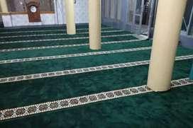 Penjual karpet masjid import Turki pasang Cilacap