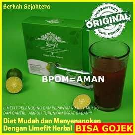 Serbuk Lemon Penurun Berat Badan Dengan Metode Detoxsifikasi Murah