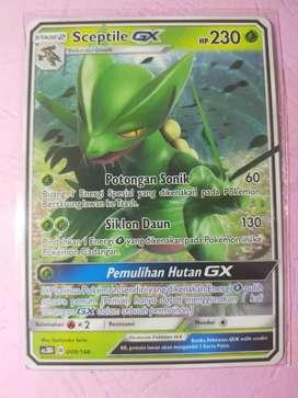 Sceptile GX TD - Pokemon TCG