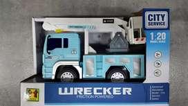 Truck city service