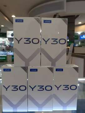 VIVO Y30 6/128gb cash credit bisa