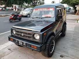 Suzuki Katana Gx tahun 1994 plat Jombang