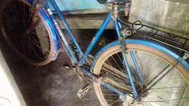 Cycle still in some good condition
