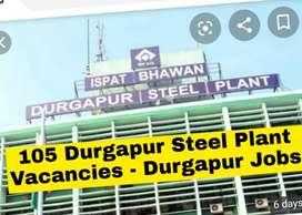 Urgent requirement in durgapur steel plant