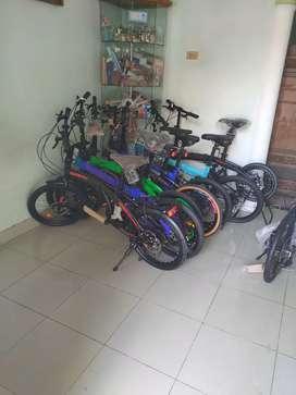 Sepeda lipat murah bandar lampung