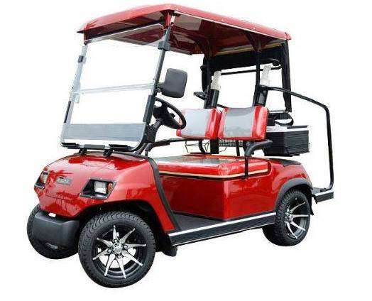 Battery Operated Golf and Sightseeing Car 0