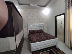 2 BHK IN VERY LOW BUDGET FULLY FURNISHED FLAT IN MOHALI,SECTOR 127