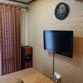 apartmen di sewakan fasilitas lengkap full furnish di bandung