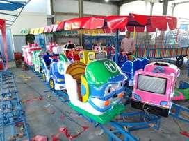 robocar tayo mainan anak kereta mini panggung full lampu LED 11