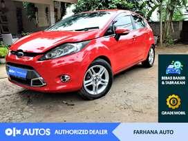 [OLXAutos] Ford Fiesta 2010 1.6 S A/T Merah #Farhana Auto
