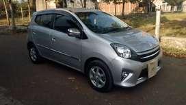 Toyota Agya G manual 2014 cash&kredit murmer