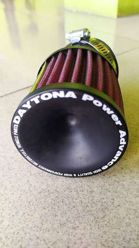 Filter Udara Daytona Size 26-30, Kondisi Baru Jual Harga Miring