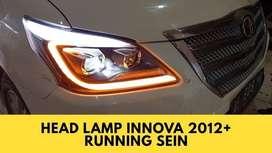 READY Headlamp Grand Innova model Running Lexus Style