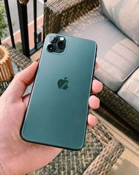 Iphone 11 promax 64 GB available