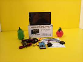 Bayar di Tempat (Gratis Ongkir) - Tape Mobil Bluetooth Doubledin