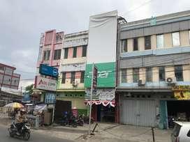 Ruko 4 Lantai lebar 4M daerah Kampung Melayu (Strategis dekat Siring)