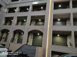 Showroom /Office Space Semi furnished 25000/-