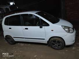 Petrol with CNG kit along with AC, car stereo, power window.