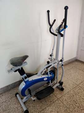 ORBITREK ULTRA EXERCISE CYCLE 2020 BOUGHT ( EXCEL 4 IN ONE) LESS USED