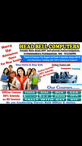 Head Bell Computer  coaching classes