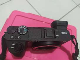 Kamera Mirrorless Sony A6500 + Lensa Sony 16-50 OSS (EX Garansi)