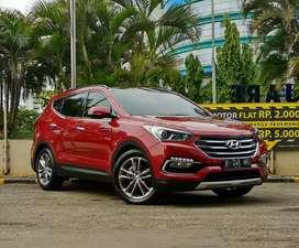 Hyundai Santa Fe 2.2 CRDI Diesel AT 2016 Termurah