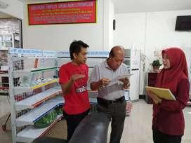 Dicari Distributor Produk Rak Minimarket Bangka Belitung