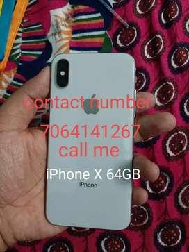 Mobile phone X 64 GB
