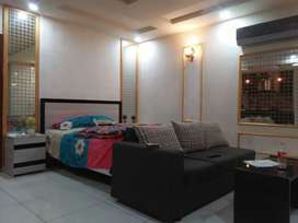Per Day Fully Furnished Flat For Rent In Bahria Town Lahore
