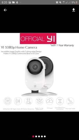 CCTV Yi 1080p Home Camera