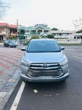 Toyota INNOVA CRYSTA 2.4 VX Manual, 2017, Diesel