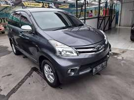 Toyota All New Avanza G 2013 istimewa