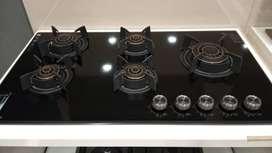 Hafele 5 burner stove