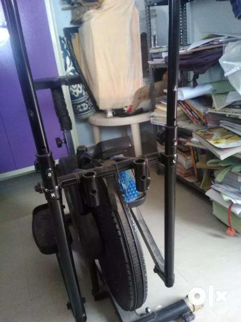 Cycling machine 0