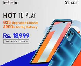 Infinix Hot 10 Play New