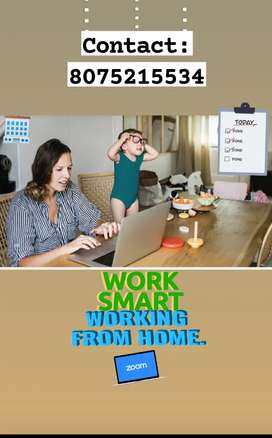 Work From Home For Women Without Investment And Target