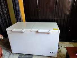Haier deep freezer only 4 months old