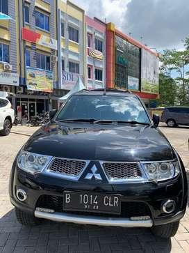 Dijual Pajero dakar 4x2 matic 2012