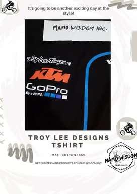Troy lee designs tshirt
