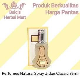 Parfum Spray Al Rehab Zidan Classic 35ml