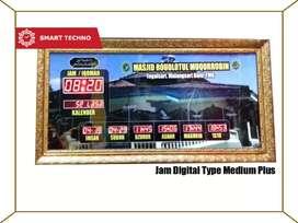 Jual Jam Digital Masjid Sarolangun Kab.