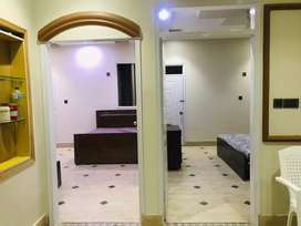 Guest house for rent pr Day RS 6000 Gulshan e Iqbal Block 13D2